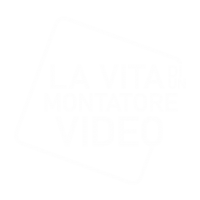 Logo La vita di un montatore video